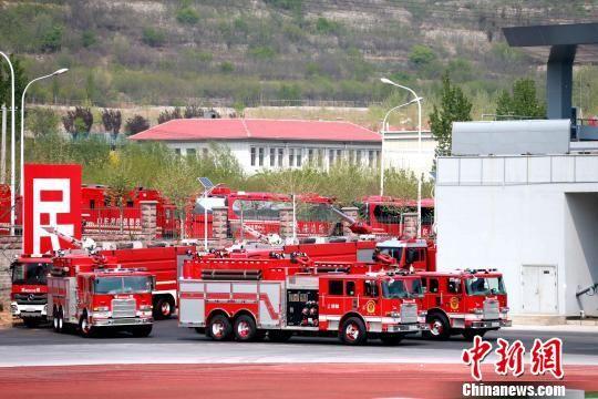 澳门银河国际娱乐官网消防救援队伍全员练兵比武誓师大会在济南举行