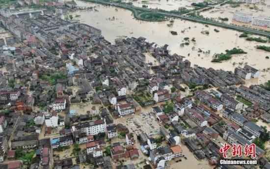 """台风""""利奇马""""已致浙江28人死亡 20人失联"""