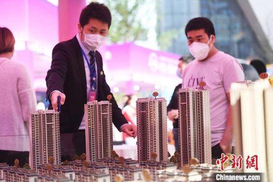 今年前4个月中国百城房价累计上涨0.43% 为近5年同期最低