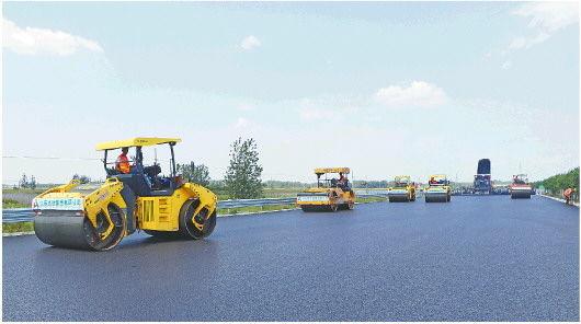 山东高速年内确保9条高速建成通车