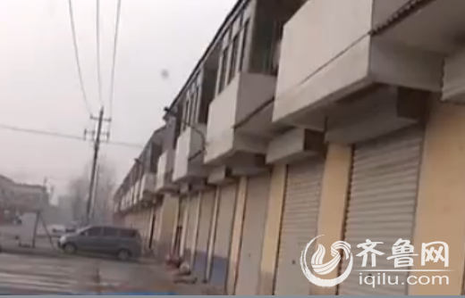 2014年2月份,丁庄村村民收到了一个通知,村里要进行新农村建设,一听说要住进楼房,村民们纷纷踊跃报名。(视频截图)