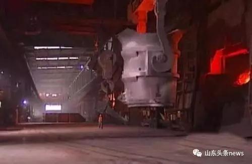 济钢济南钢铁产线全线安全停产。来源齐鲁网