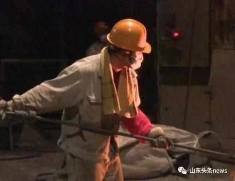 运行59年的济钢济南钢铁产线全线停产。来源齐鲁网
