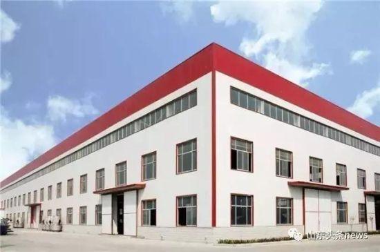 澳门银河国际娱乐官网淄博中北陶瓷有限公司外观。来源今日张店