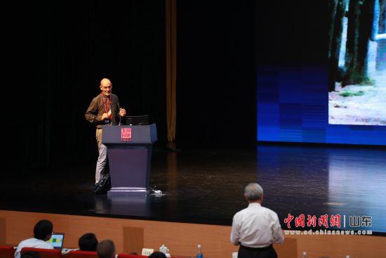 意大利比萨大学教授:弗朗西斯科・卡米洛