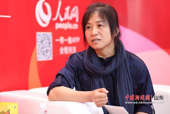 中国人民大学教授郐艳丽