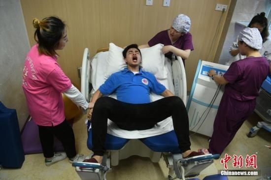无痛分娩在中国普及难 孕妇:人类能够想象和承