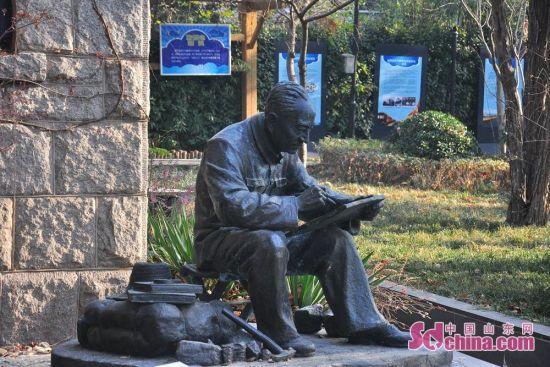 """四光;另一位是现代诗人、曾经组建了著名的文学社团""""南社""""的柳图片"""