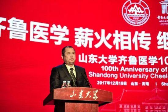 教育部高教司副司长林东伟