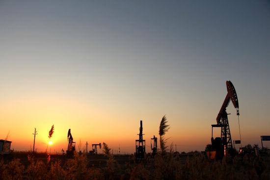 胜利油田工业旅游线路一日游也是东营特色旅游之一。赵晓 摄。