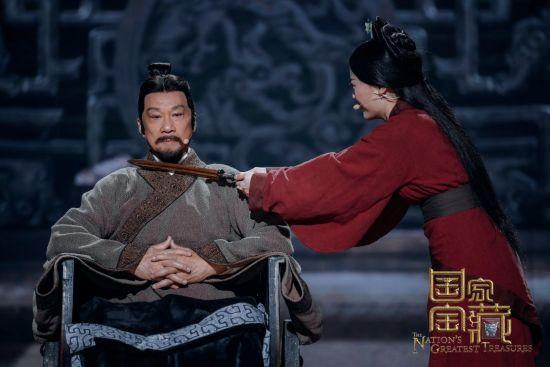 """图:王学圻饰演军事家孙膑,解密战国""""局中局""""。"""