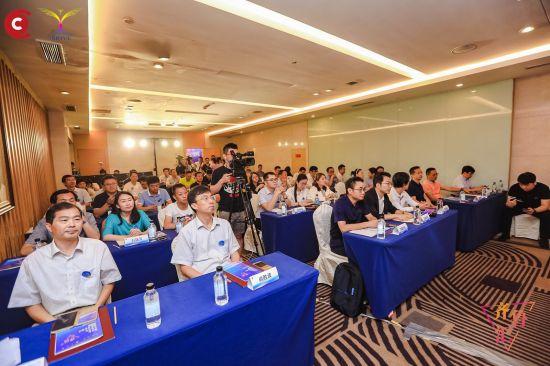 全球青年创新创业项目齐鲁汇厦门站活动举办。