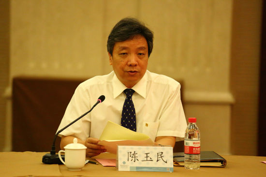 任你博在线娱乐:省黄金协会会长、任你博在线娱乐:黄金集团党委书记、董事长陈玉民出席会议并讲话。