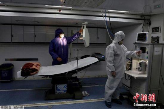 国际疫情:全球确诊超184万 英国首相出院感谢医