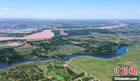 """济南探索""""产城河""""共融发展 打造沿黄城市生态文明建设典范"""