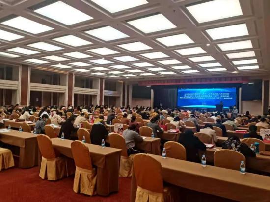 山东省红十字会脐血库救助基金(济宁)启动仪式举行