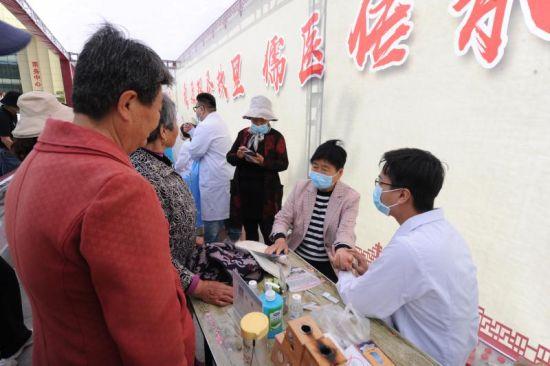 邹城启动第二届中医药mg电子游戏棋牌节。