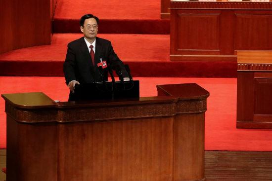 澳门银河国际娱乐官网省政协主席刘伟会作工作报告