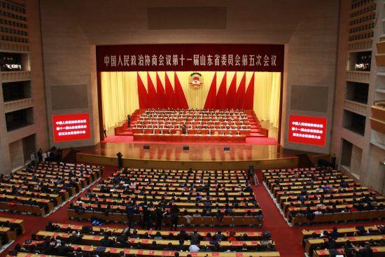 澳门银河国际娱乐官网省政协十一届五次会议闭幕 增补45名政协委员